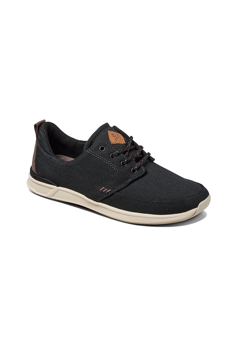 ROVER LOW - BLACK/CHARCOAL