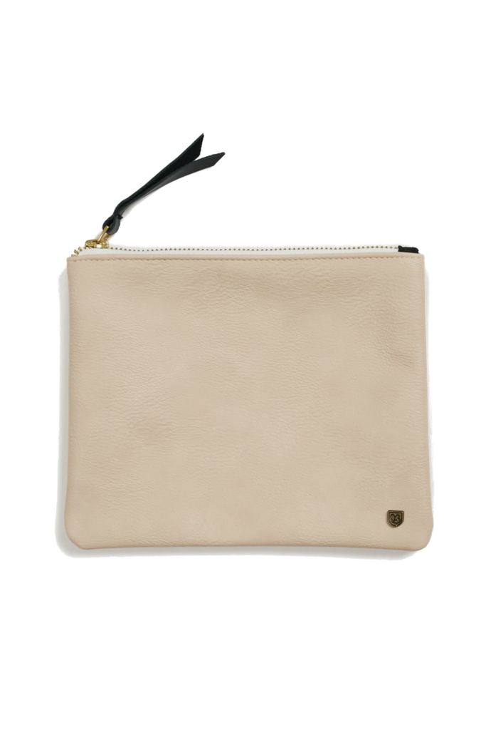 Brixton - Jill Clutch - Cream