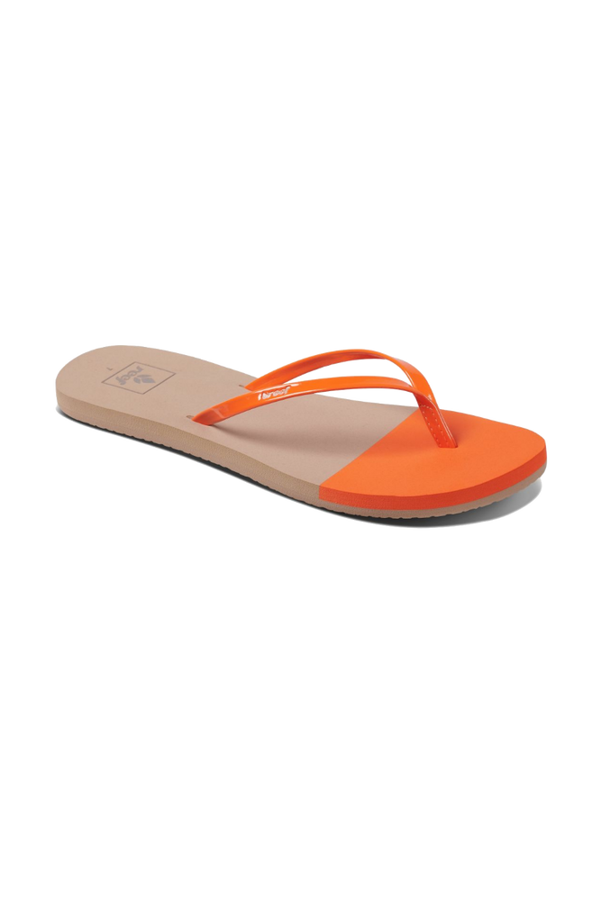 Reef - Bliss Toe Dip - Flame - Profile