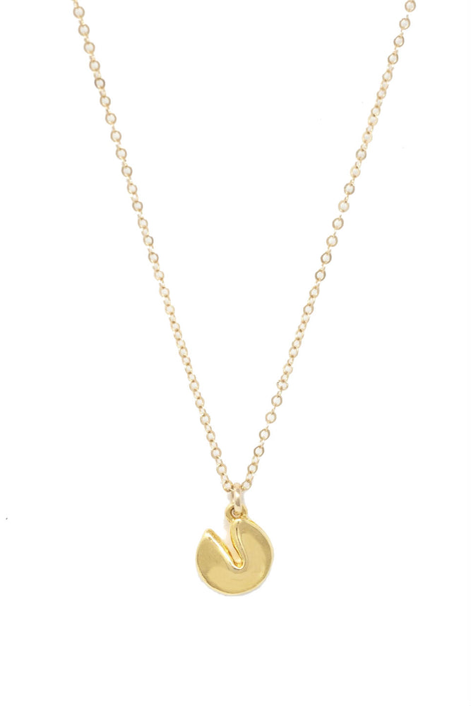 FORTUNE NECKLACE Gold