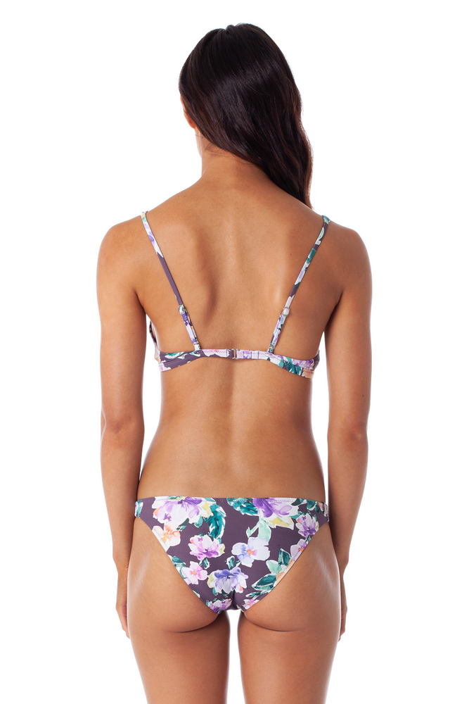 Rhythm - Sayulita Tall Tri Top - Slate - Back