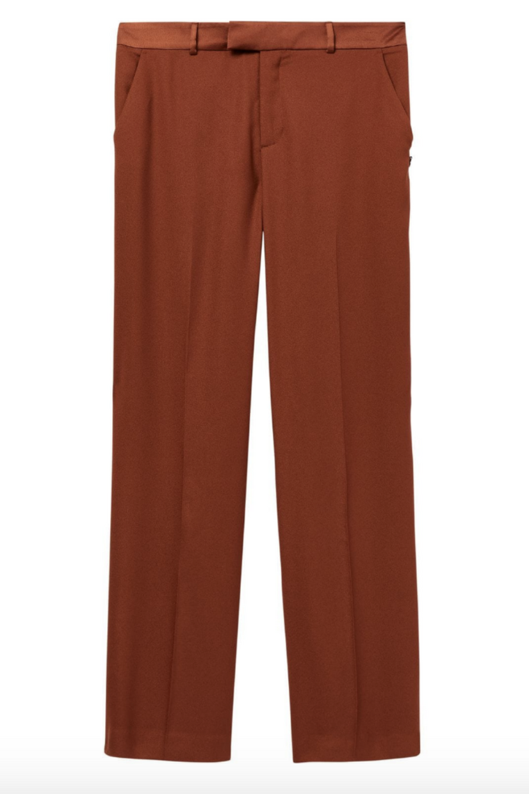 PRESSED PLEAT PANT