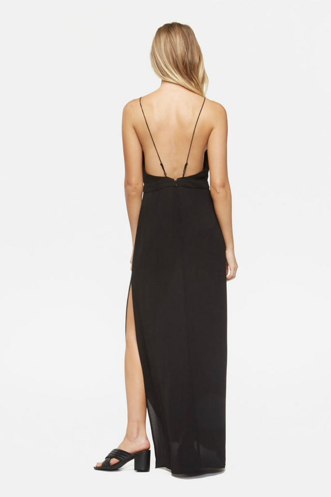 Tavik - Sloan Maxi - Black - Back