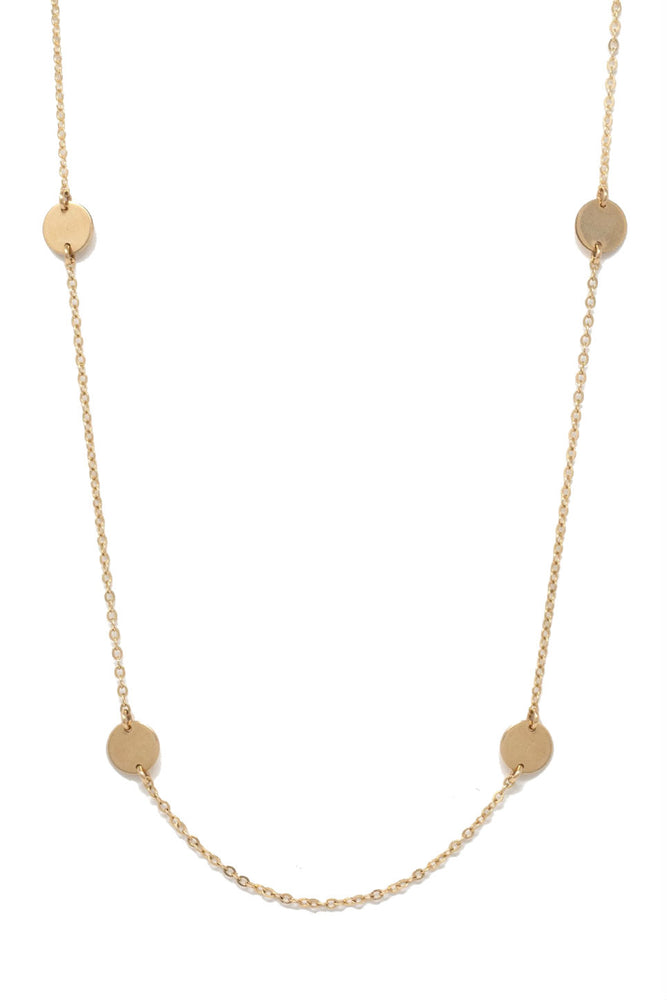 GRANDE HALCYON NECKLACE Gold