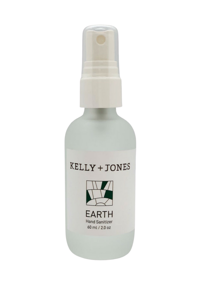 Kelly + Jones - Hand Sanitizer - Earth