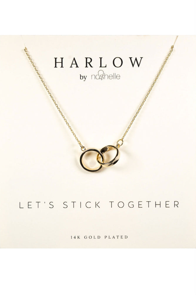 HARLOW BOX COLLECTION INTERLOCKING CIRCLE