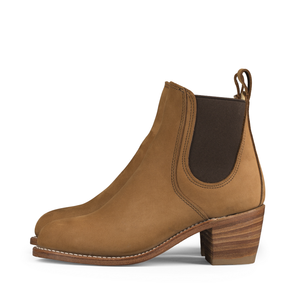 Red Wing Heritage - Harriet Boot - Honey - Profile