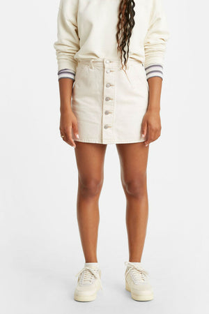 BUTTONFRONT UTILITY SKIRT