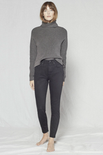 Outerknown - Strand High Rise Skinny - Jet Black