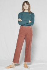 Outerknown - Corduroy Field Pant - Nutmeg - Front