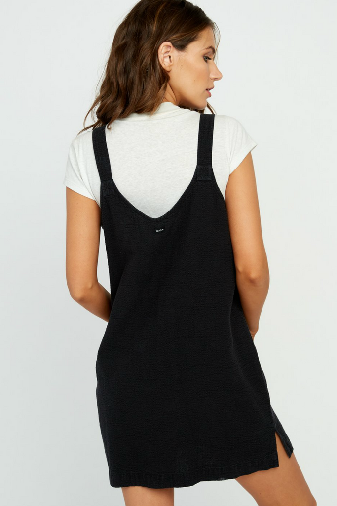 RVCA - Teach That - Black - Back