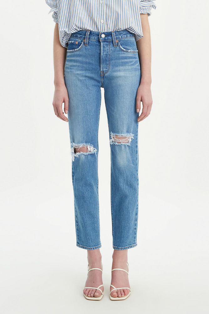 Levis - Wedgie Icon Fit - Charleston Breeze - Front