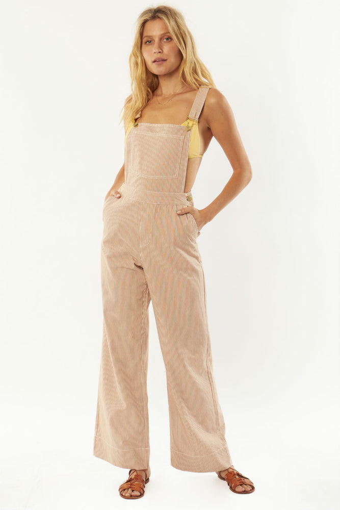 ASTER WOVEN OVERALLS