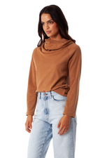 Rhythm - Bristol Top - Latte - Back