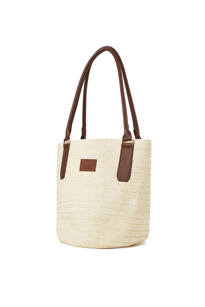 Brixton - Bismarck Bag - Natural - Profile