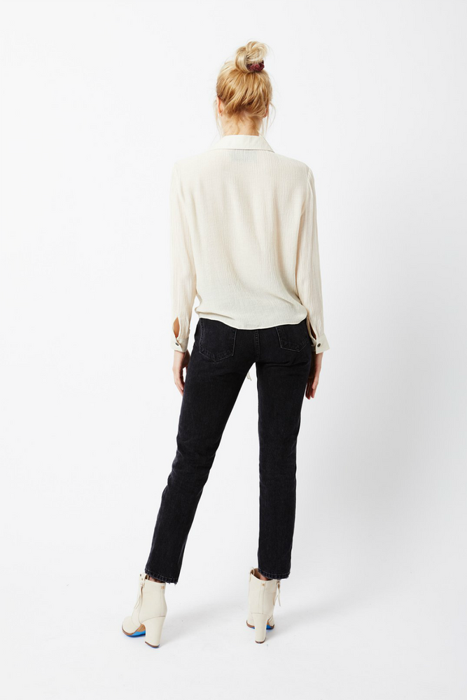Vacate The Label - Compass Top - Cate Texture - Back