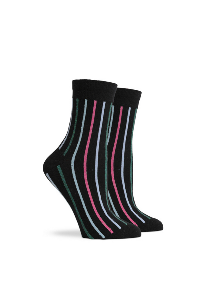 Richer Poorer - Brooklyn Ankle - Black Multi