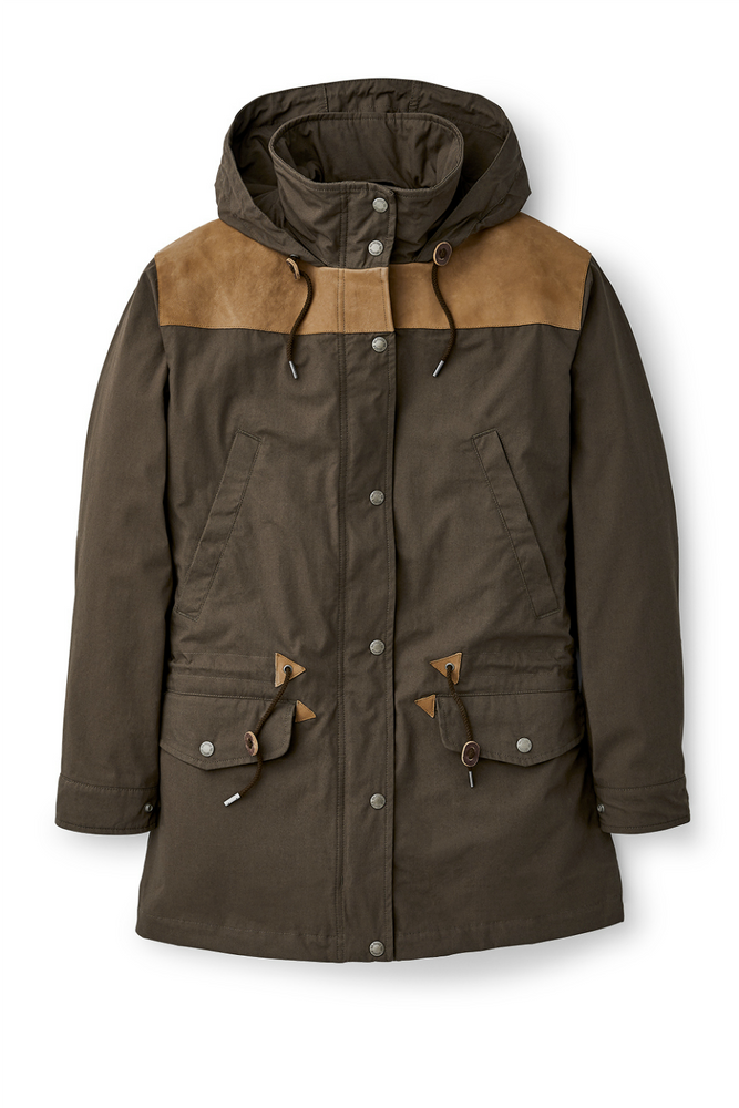 Filson - Mountain Parka - Root - Front