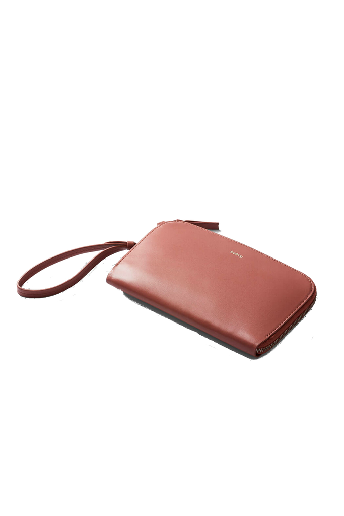 Bellroy - Clutch - Deep Blush