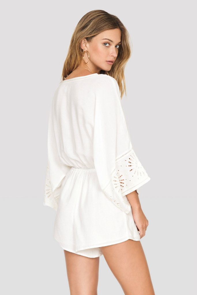 Amuse Society - Babe Alert Jumper - Casablanca - Back