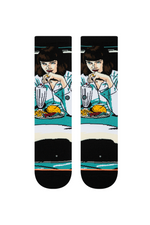 Stance - Mia Booth - Teal - Back