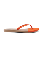 Reef - Bliss Toe Dip - Flame - Front