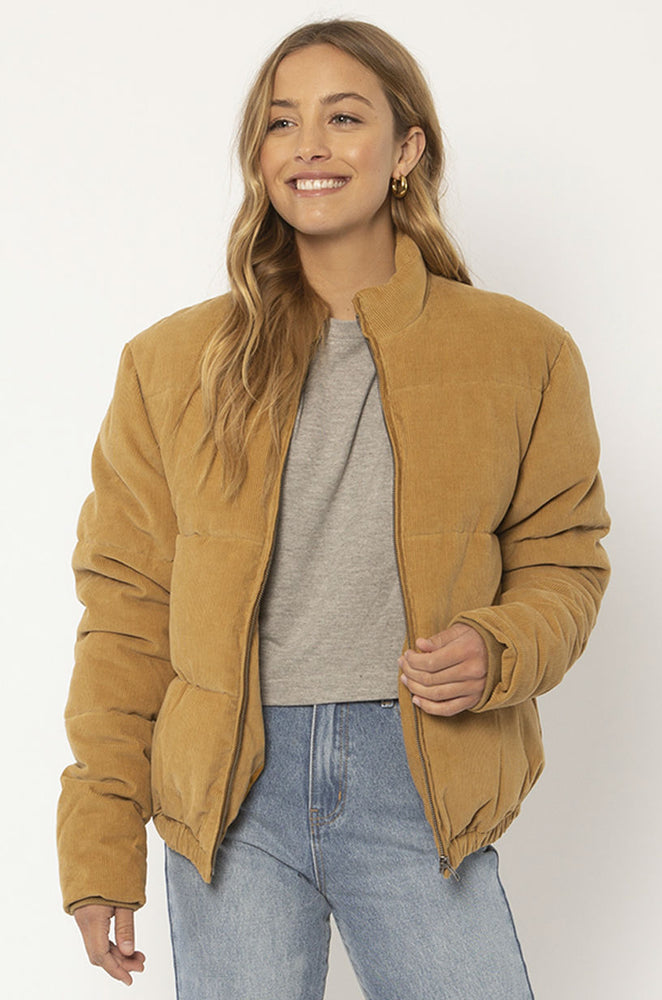 Sisstrevolution - Bells Woven Jacket - Tan