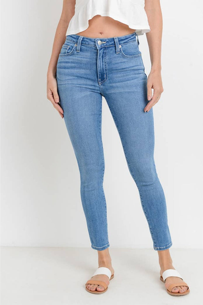 VERONA BASIC 5 POCKET SKINNY - MEDIUM