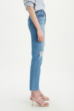 Levis - Wedgie Icon Fit - Charleston Breeze - Back