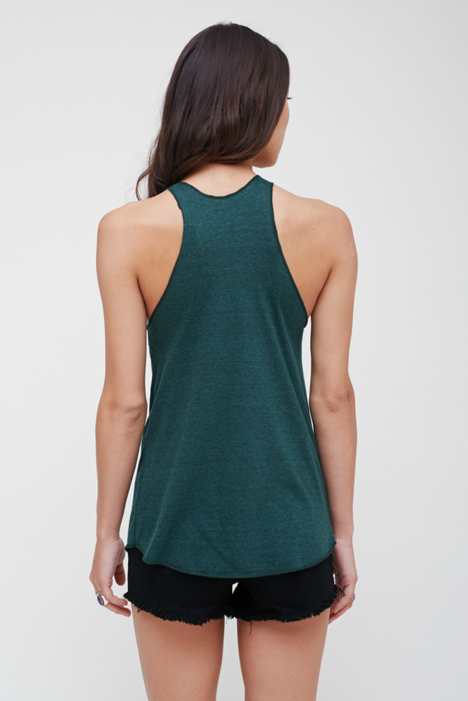 Obey - Anyway Tank - Spruce - Back
