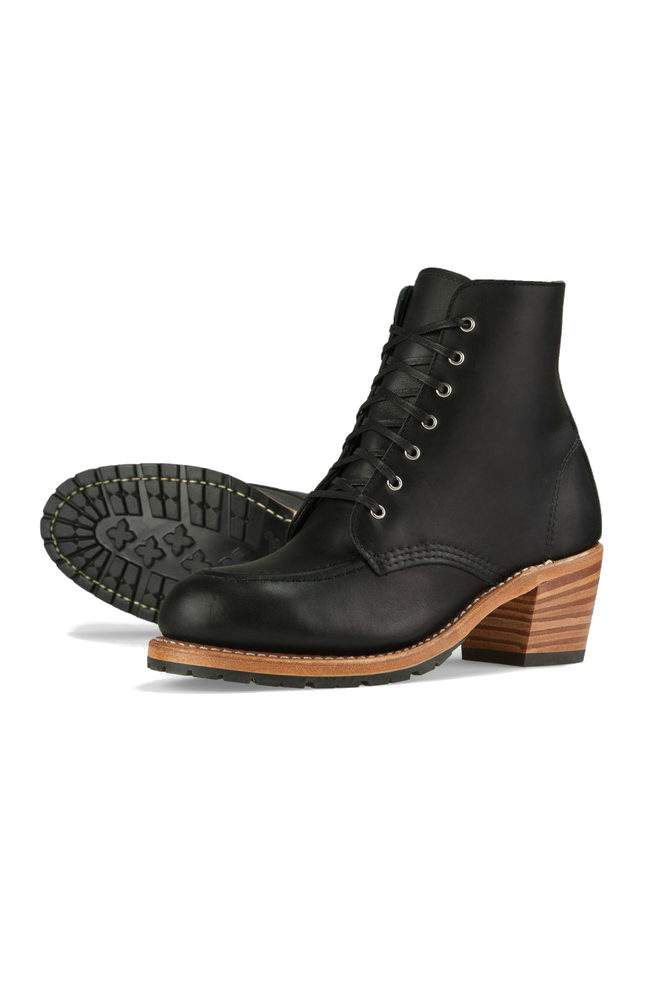 Red Wing Heritage - Clara Boot - Black