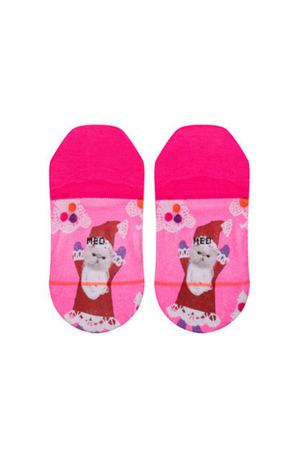 Stance - Santipaws - Pink - Back