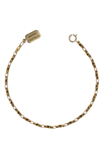 Marrin Costello - Nugget Bracelet - Gold