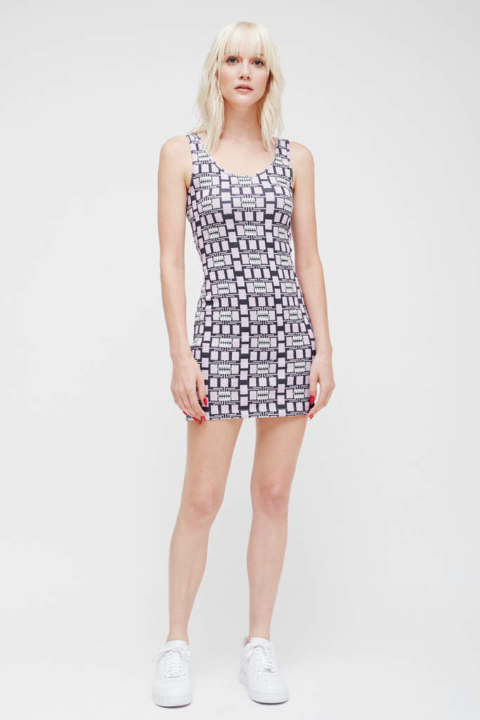 Obey - Carr Dress - Multi