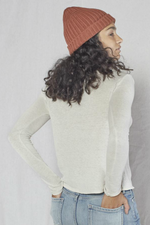 Outerknown - Winona Mockneck - Mirage - Back