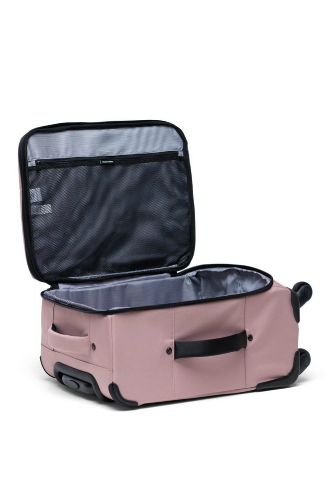 Herschel - Highland Carry-On - Ash Rose - Inside
