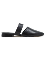 Able - Joselyne Flat - Black Napa - Side