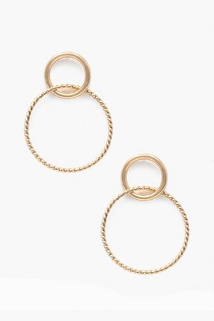 Able - Virgil Earrings - Gold