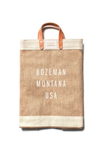 Apolis - Bozeman Market Bag - Back