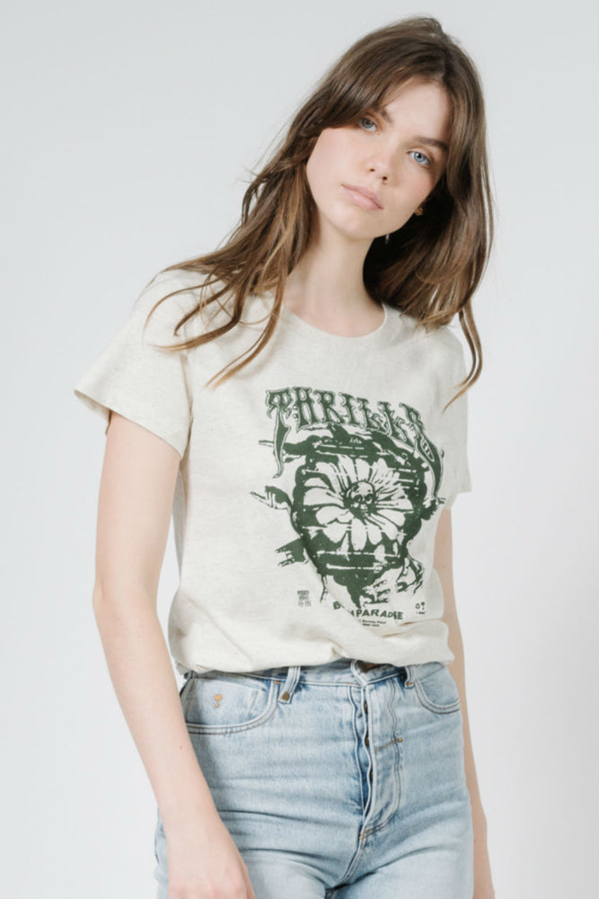 PSYCHFLOWER BAND TEE