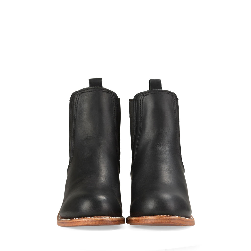 Red Wing Heritage - Harriet Boot - Black - Front