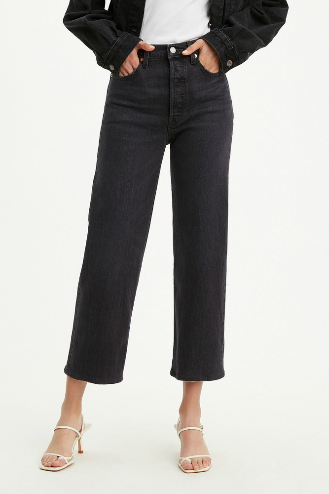 Levis - Ribcage Straight Ankle - Feelin' Cagey - Front