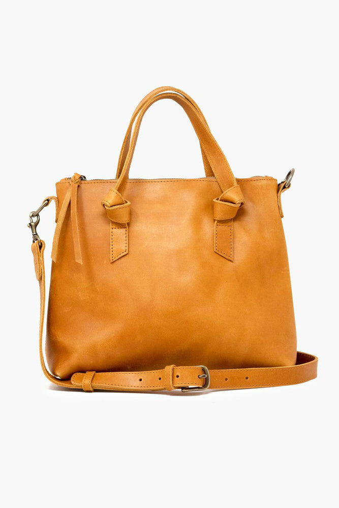 Able - Rachel Crossbody - Cognac - Inside