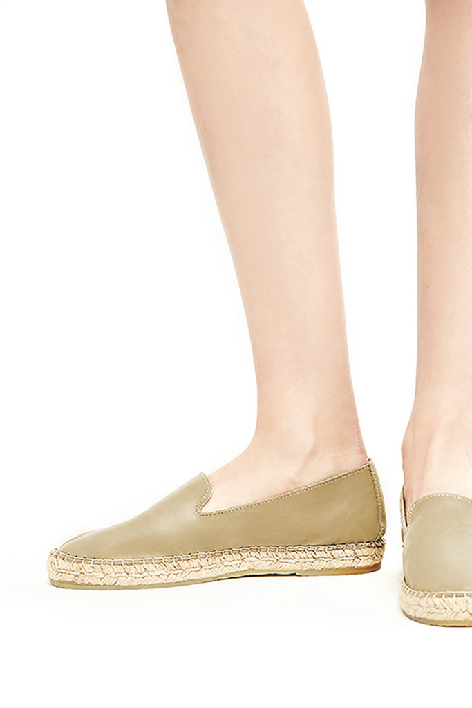 Free People - Laurel Canyon Espadrille - Beige