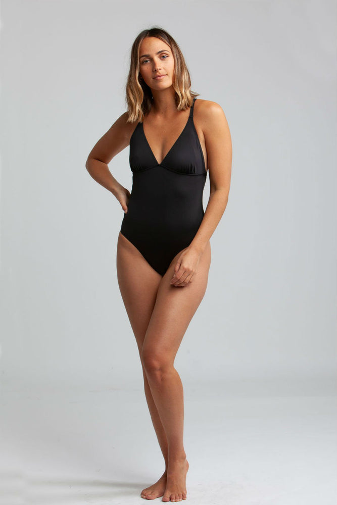 SEASIDE TALL TRI ONE PIECE