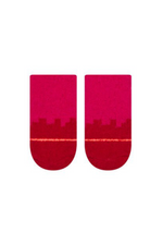 Stance - Digi Cozy - Fuschia - Back