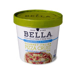 Bella Gluten-Free Gourmet Italian Pizza Crust Mix, Case of 6