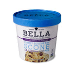 Bella Gluten-Free Yummy Blueberry Scone Mix, Case of 6