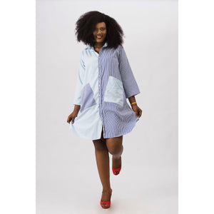 Osen Shirt Dress 17