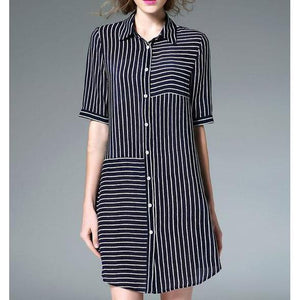 Adaeze Shirt Dress-StyleStation